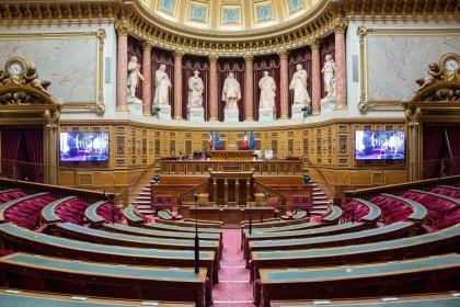JOURNÉES EUROPÉENNES DU PATRIMOINE 2020 : 8 883 visiteurs au Sénat en 2 jours