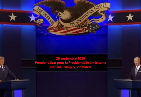 États-Unis | Donald Trump - Joe Biden : Premier débat