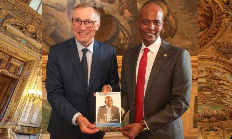Abshir Aden Ferro lance depuis Paris sa campagne de candidat à l'élection présidentielle (...)