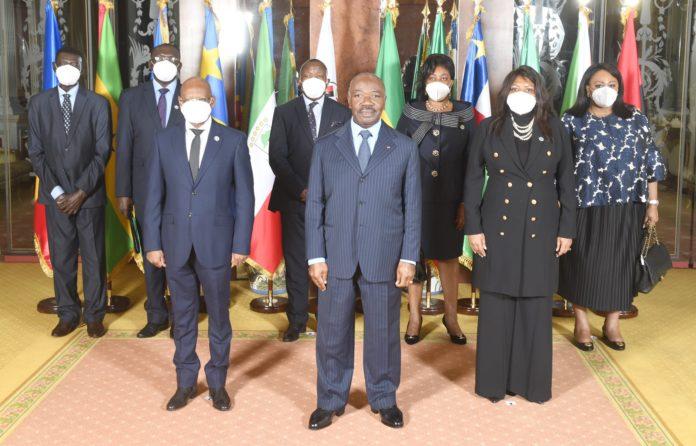Réforme de la CEEAC : Les membres de la nouvelle Commission prêtent serment devant Ali Bongo Ondimba