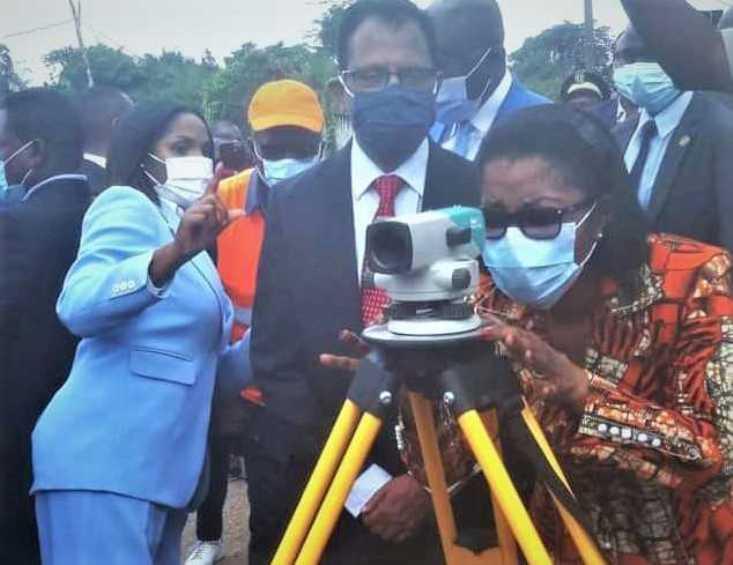 Transgabonaise:Le chantier est lancé