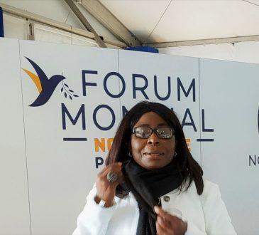 Caen : 3e édition du Forum mondial Normandie pour la Paix - octobre 2020