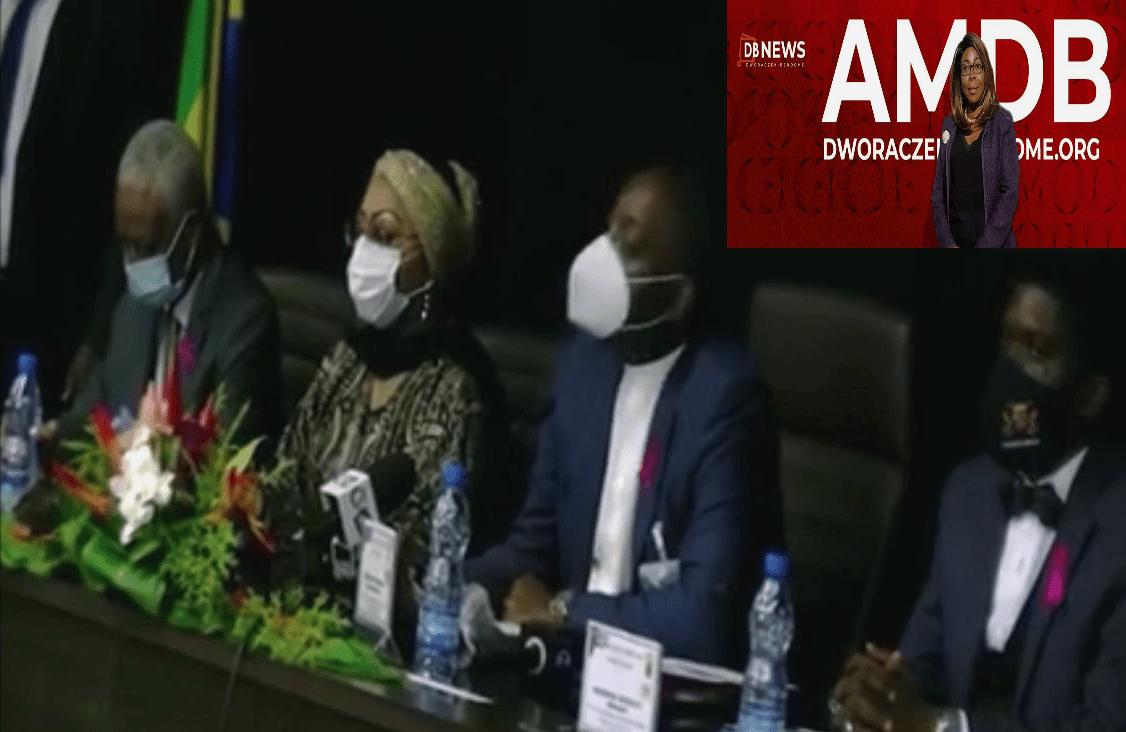 Mairie de Libreville: le solde positif du budget de l'exercice 2018, est le résultat du travail de Rose Christiane Ossouka Raponda