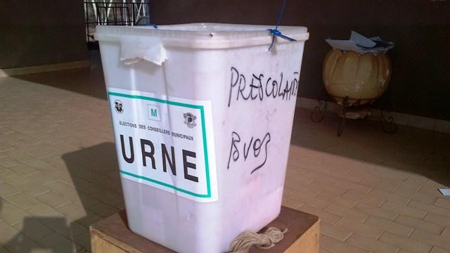 CAMPAGNE ELECTORALE AU BURKINA