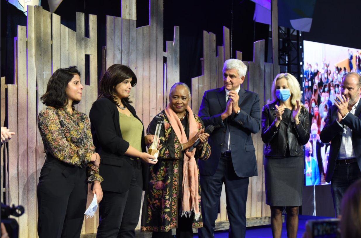 """Normandie pour la Paix : Loujain Al-Hathloul, lauréate 2020 du"""" Prix Liberté"""""""
