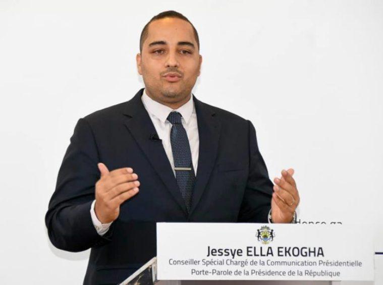 Activité présidentielle:Jessye Ella Ekogha fait le point
