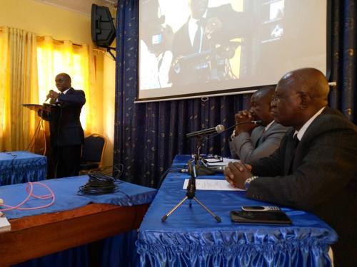 Affaire Chebeya : nouvelle plainte contre le général John Numbi