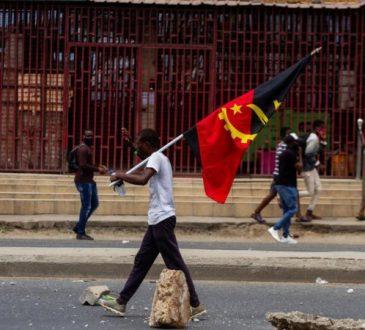 Angola: près de 400 participants toujours «manquants» après les manifestations