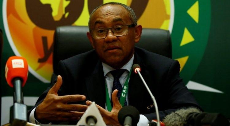 Football : Ahmad Ahmad candidat à un second mandat à la tête de la CAF