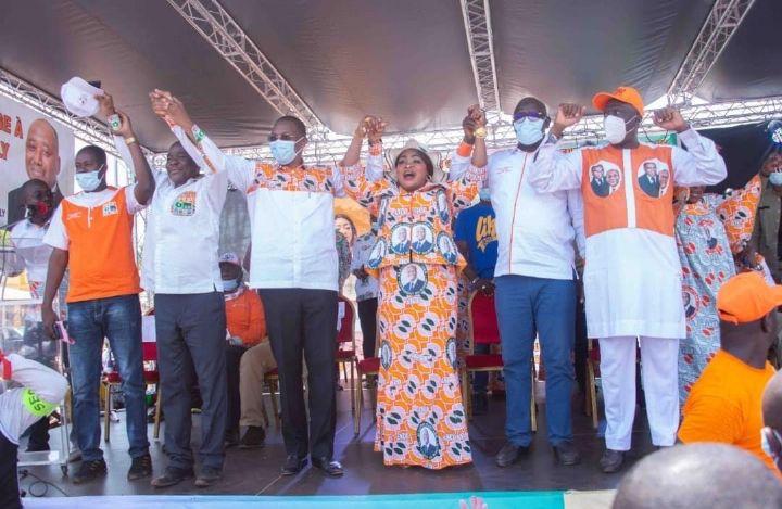 Campagne présidentielle dans la Bagoué : Bruno Koné donne le ton