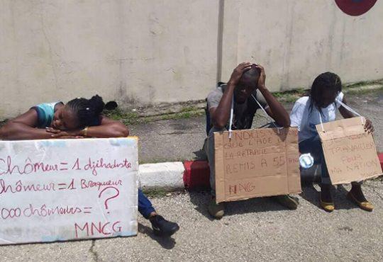 Gabon / Covid-19 : Près de 12 000 personnes toujours en chômage technique