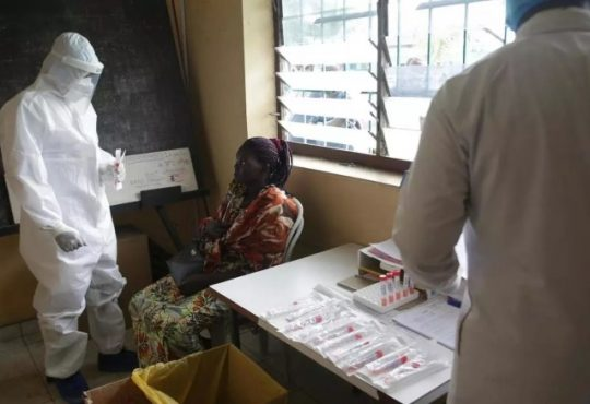 Coronavirus : Baisse des cas de contamination au Gabon
