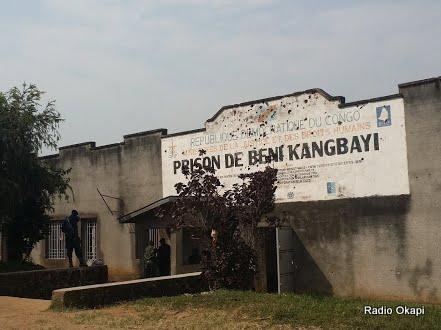 Evasion de la prison de Beni : le directeur de Kangbayi appelle la population à la vigilance