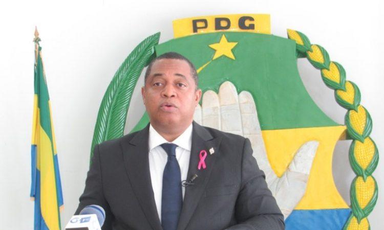 Gabon/Grogne contre les mesures gouvernementales:Le PDG appelle à l'apaisement