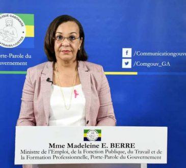 Gabon:Le communiqué final du Conseil des ministres
