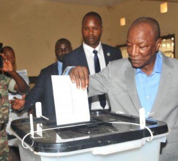 Guinée: l'UA et la Cédéao jugent que la présidentielle s'est déroulée de manière régulière