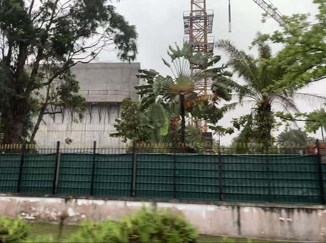 BTP/Incident/Construction  à l'ambassade de France : la société adjudicataire donne sa version.
