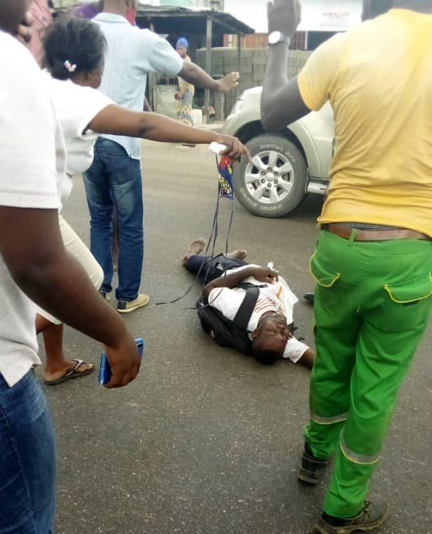 Insécurité routière/ accidents : un père de famille percuté par un chauffard.