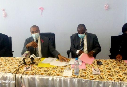 Santé/CHUO : le ministre de tutelle prend contact.