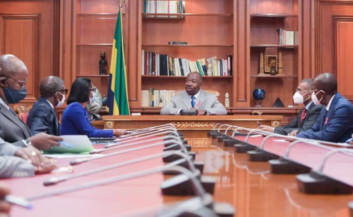 « Je suis le garant de la liberté de culte au Gabon mais également de la protection de la santé des Gabonais. C'est cet équilibre que j'entends préserver » (Ali Bongo Ondimba)