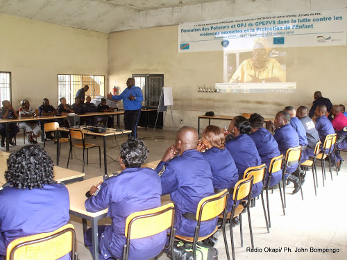 Kongo-Central : prestation de serment de 7 officiers de police judiciaire