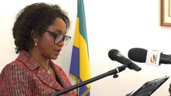 La nouvelle ambassadrice du Gabon en France et auprès de l'OIF a officiellement pris ses fonctions à Paris