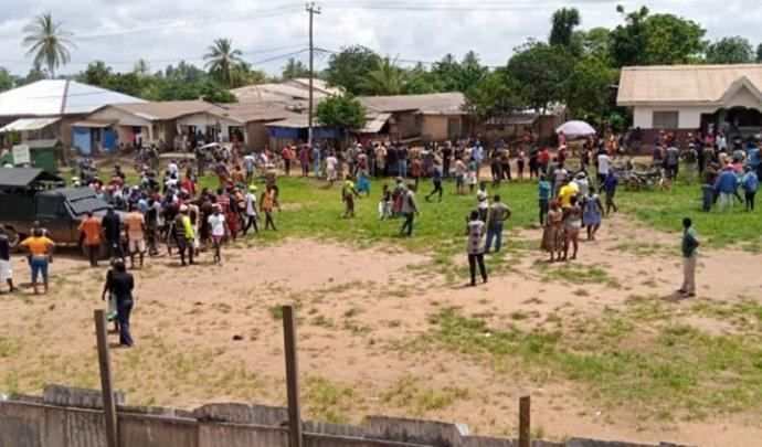 LeCamerounsous le choc après le meurtre «horrible» de sept écoliers