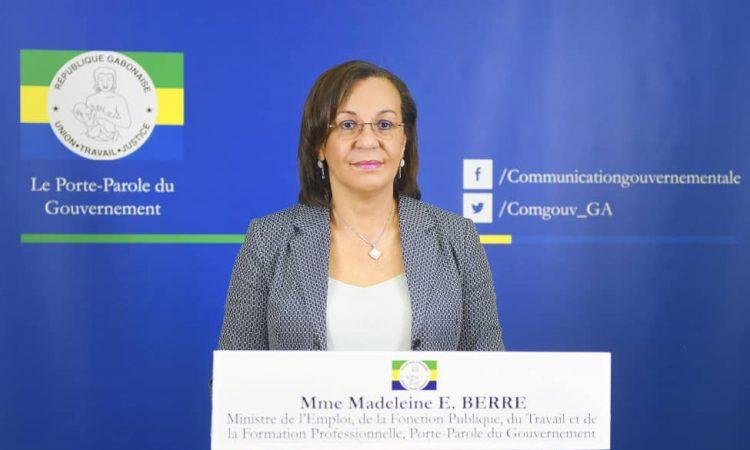 Communiqué final du Conseil des ministres du 2 octobre 2020