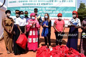 Mali : Célébration de la Journée internationale de la jeune fille