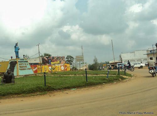 Nord- Kivu : marche pacifique des déplacés de Mbau à Beni pour réclamer la sécurité