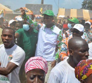 Présidentielle: Moussa Sanogo renforce les consignes pour un coup KO dans le Bafing