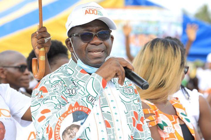 Présidentielle du 31 octobre : Adiaké vise un taux de participation record