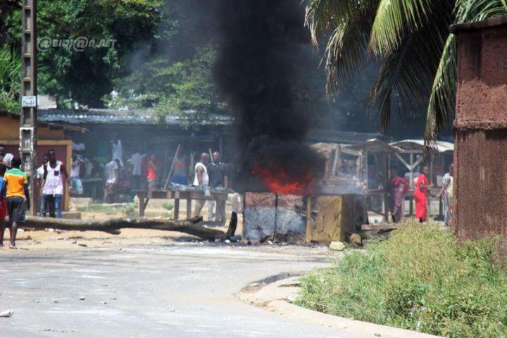 Présidentielle en Côte d'Ivoire: à Dabou, l'inquiétante montée des tensions