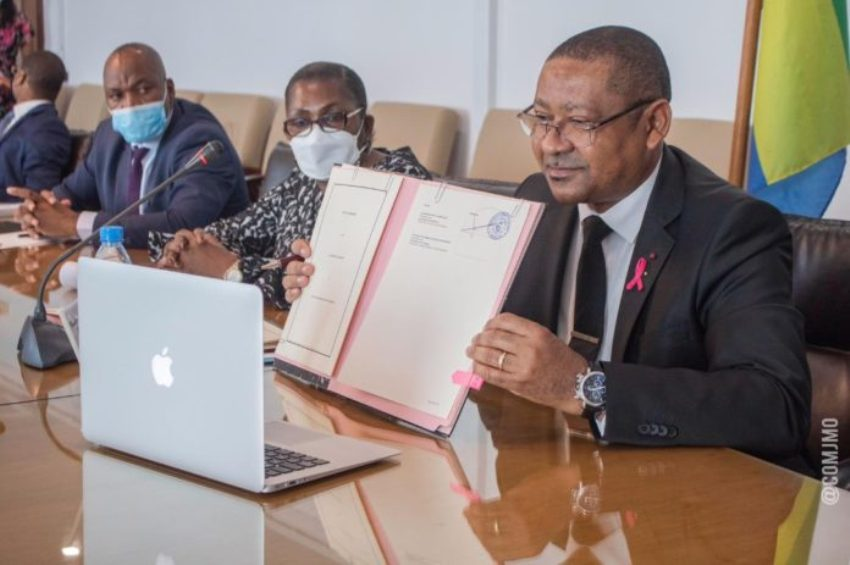 Projets structurants:Le Gabon et la BID font chorus