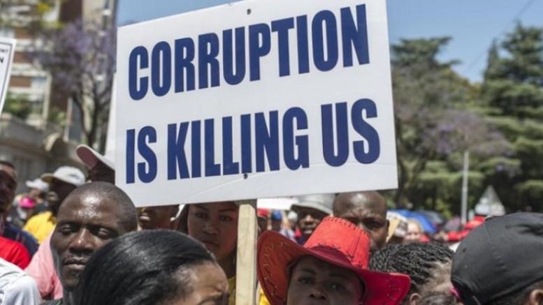 Afrique du Sud: Manifestations contre la corruption