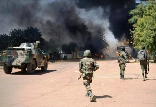 Une attaque terroriste contre les FAMa à Sokoura (Centre) fait 11 morts (Armée)