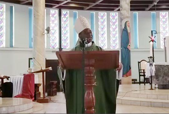 Ouverture des églises le 25 octobre : 5 ans de prison et 30 millions de francs d'amende