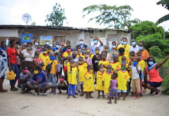 Alimentation saine en Afrique centrale: La bonne contribution du groupe Nestlé