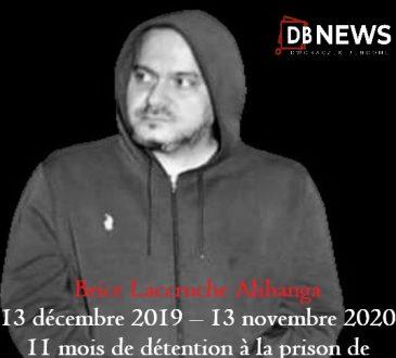 Gabon : Brice Laccruche Alihanga, déjà 11 mois en détention préventive!