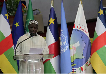 Décès de l'imam Kobine Layama, figure de la paix en Centrafrique