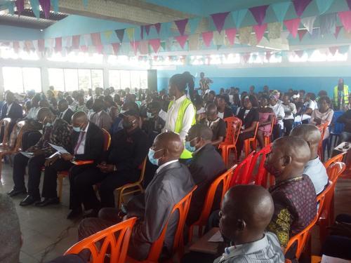 L'Université Progrès Kinshasa Est livre ses premiers diplômés