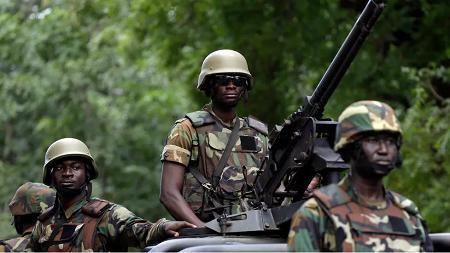 Présidentielle au Ghana: déploiement de l'armée dans la région de Togoland occidental