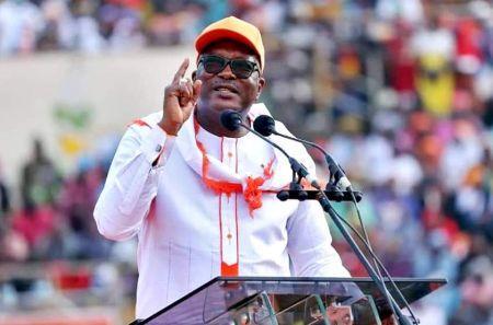 Burkina Faso : Roch Christian Kaboré déclaré vainqueur au premier tour de la présidentielle avec 57,87% des voix (CENI)