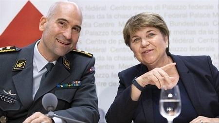 La Suisse veut renforcer son engagement militaire dans la promotion de la paix en Afrique