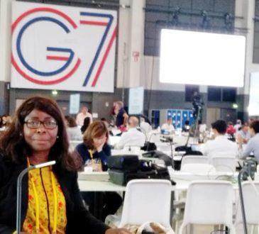 Souvenez-vous :  France - 45ÈME Sommet du G7 de Biarritz