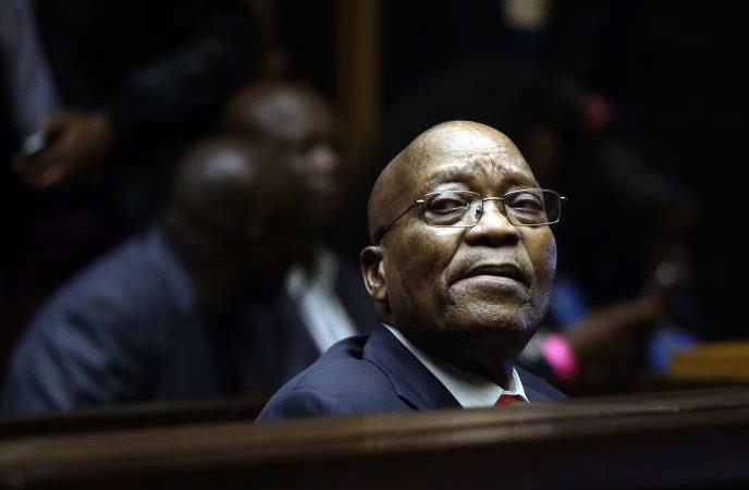 Afriquedu Sud: Jacob Zuma, toujours populaire malgré les scandales