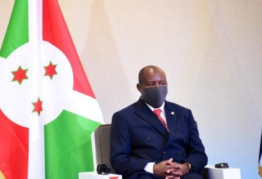 «Ali Bongo Ondimba est sans doute le dirigeant qui aura le plus fortement marqué l'Histoire de la CEEAC», Évariste Ndayishimiye