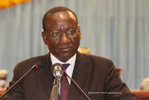 Assemblée nationale : Sylvestre Ilunga présente un projet du budget 2021 estimé à 6,9 milliards USD