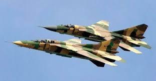 RDC : Deux avions de chasse angolais survolent le ciel de Kinshasa