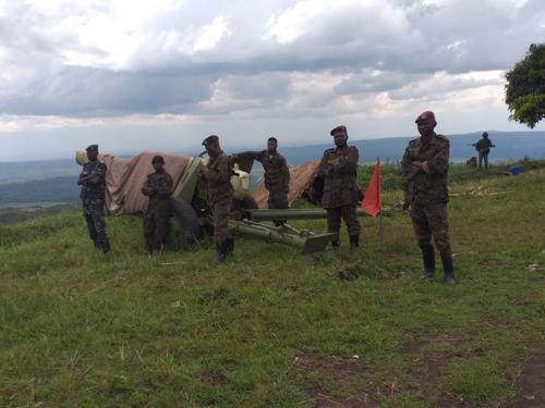 Beni : attaque de la position militaire de Senga par les Maï-Maï